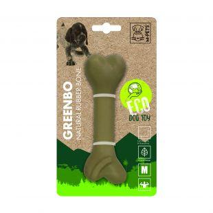M-PETS Žaislas kaulas natūralios gumos 30 x 27 x 8 cm