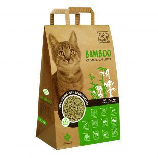 M-PETS Bambuko kraikas katėms 10 L 26 x 13 x 13 cm