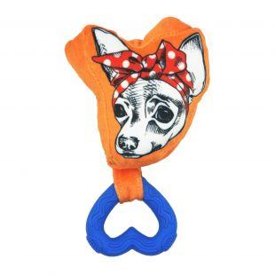 AMY CAROL Žaislas Chihuahua 18x10x3cm