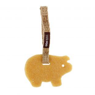 GIGWI Šunų žaislas Gum Gum Dog Kiaulė x 1