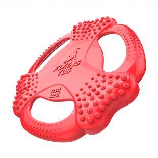 GIGWI Šunų žaislas raudonas