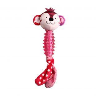 GIGWI Šunų žaislas Suppa Puppa Beždžionė cypiantis S