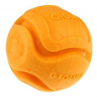 GIGWI Šunų žaislas Kamuolys oranžinis