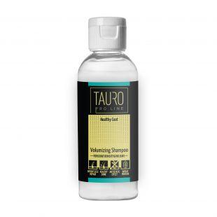 TAURO PRO LINE Healthy Coat volumizing shampoo , šampūnas šunims ir katėms 65 ml