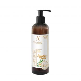 A'SCENTUALS Herbal Care Puppy šampūnas 250 ml