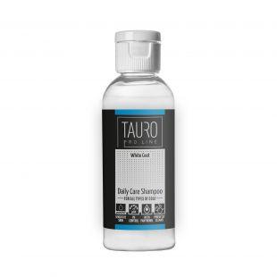 TAURO PRO LINE White Coat Daily Care Šampūnas šunims ir katėms 100 ml