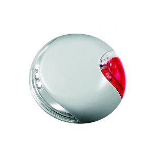 FLEXI LED  Lighting System žibintuvėlis prie pavadėlio, šviesiai pilkos spalvos