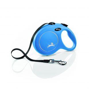 FLEXI Classic juostelinis pavadis L    mėlynos spalvos