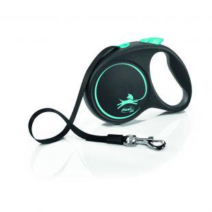 FLEXI Black Design juostelinis pavadis S    mėlynos spalvos