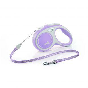 FLEXI New Comfort virvelinis pavadis S    rožinės spalvos