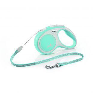 FLEXI New Comfort virvelinis pavadis S    šviesiai mėlynos spalvos