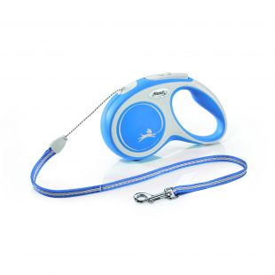 FLEXI New Comfort virvelinis pavadis S    mėlynos spalvos