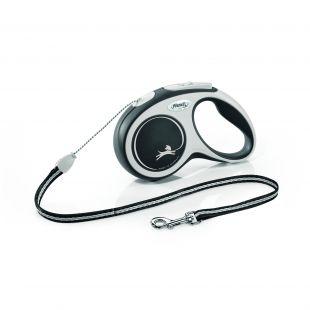 FLEXI New Comfort virvelinis pavadis S    juodos spalvos