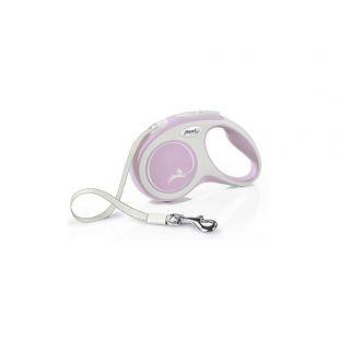 FLEXI New Comfort juostelinis pavadis S    rožinės spalvos