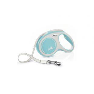 FLEXI New Comfort juostelinis pavadis M, šviesiai mėlynos spalvos
