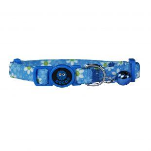DOCO Antkaklis katei šviesiai mėlynas