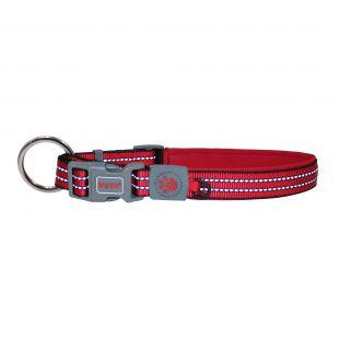 DOCO VARIO antkaklis šuniui M, raudonas