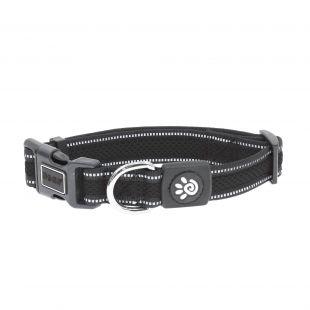 DOCO Athletica antkaklis šuniui M, juodas