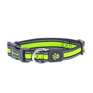 DOCO Athletica antkaklis šuniui M, žalias