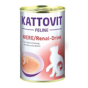 FINNERN MIAMOR Kattovit Kidney/Renal kačių gėrimas 135 ml