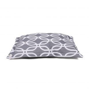 P.LOUNGE Guolis gyvūnams-pagalvė L dydis,  90x77 cm, pilka