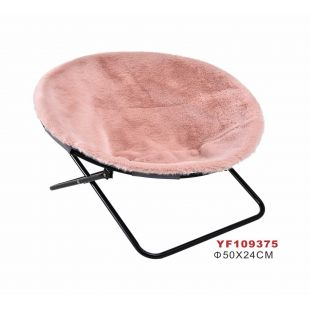 P.LOUNGE Gyvūnų guolis, , rožinis 50x24 cm