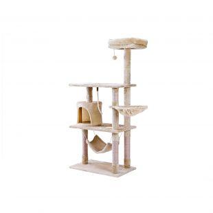 HOOPET Draskyklė katėms 65x39x143 cm