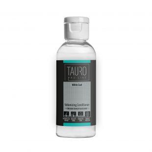 TAURO PRO LINE White Coat volumizing conditioner , kondicionierius šunims ir katėms 65 ml