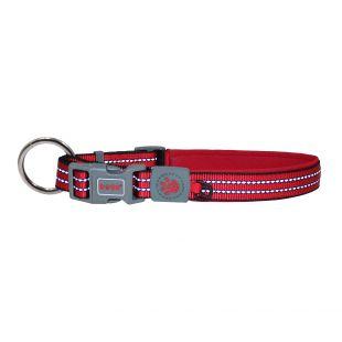 DOCO VARIO antkaklis šuniui S, raudonas