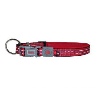 DOCO VARIO antkaklis šuniui XL,  raudonas