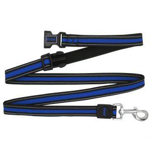 DOCO Athletica pavadėlis šuniui S, mėlynas