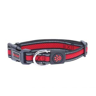 DOCO Athletica antkaklis šuniui S, raudonas