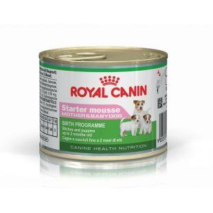 ROYAL CANIN Starter mousse Konservuotas pašaras šunims, 195 g