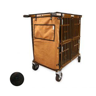HYDROGROOM 4-Berth gyvūnų vežimėlis mėlynas