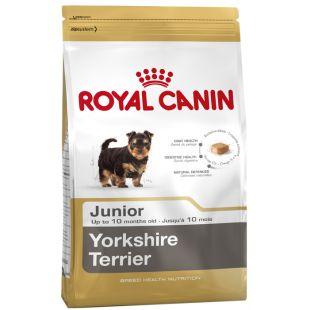 ROYAL CANIN Mini Yorkshire Junior Sausas pašaras šunims 1.5 kg