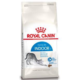ROYAL CANIN Indoor 27 Sausas pašaras katėms 2 kg