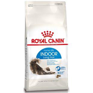 ROYAL CANIN Indoor Longhair Sausas pašaras katėms 2 kg