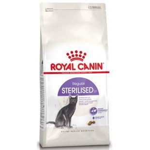 ROYAL CANIN Sterilised 37 Sausas pašaras katėms 2 kg