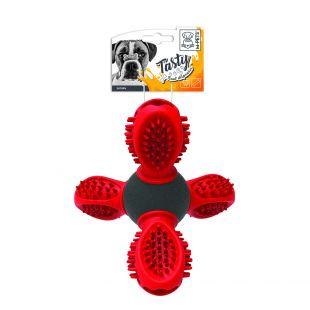 M-PETS Žaislas SATURN oranžinis 18 x 8.5 x 8.5 cm