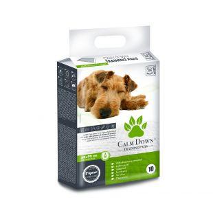 M-PETS Gyvūnų vienkartinės palos, raminančios raminančios, 90x60 cm, 10 vnt