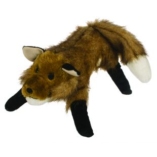 M-PETS Šunų žaislas su garsu, LAPĖ, 25x9x14 cm