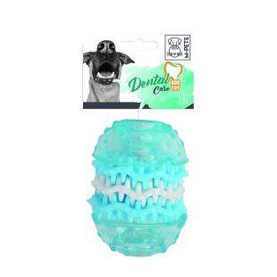 M-PETS Šunų žaislas dantų priežiūrai M, mėlynas