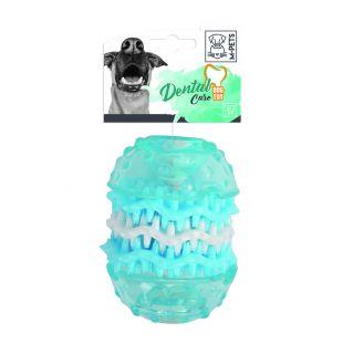 M-PETS Šunų žaislas dantų priežiūrai L, mėlynas