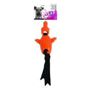 M-PETS Šunų žaislas, SIMON oranžinis