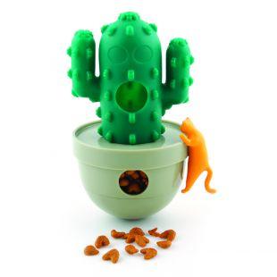 M-PETS Kačių žaislas, KAKTUSAS, žalias