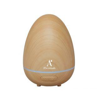 A'SCENTUALS Ultragarsinis difuzorius 150 ml talpos, medžio imitacijos