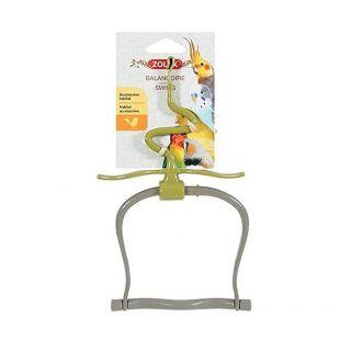 ZOLUX Supynė su žaislais paukščiams plastmasinė