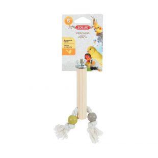 ZOLUX Žaislas paukščiams pakabinamas, S dydis, įvairių spalvų