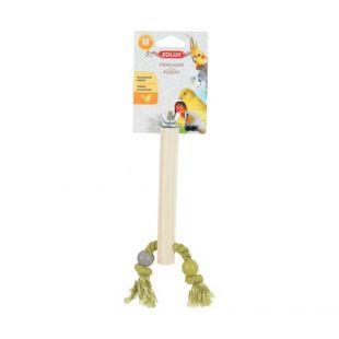 ZOLUX Žaislas paukščiams pakabinamas, M dydis, įvairių spalvų