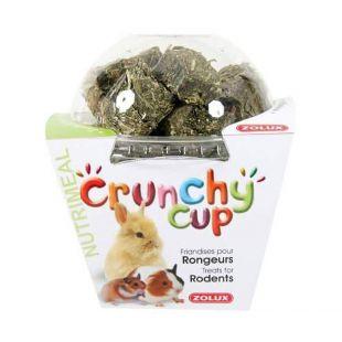 ZOLUX Skanėstai graužikams Crunchy Cup 200g